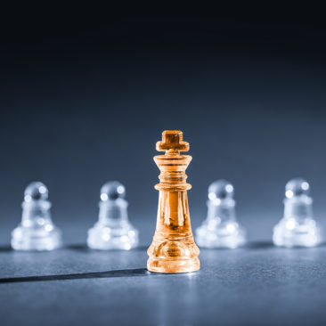 Chess business success leadership concept. Leader, chess, success.