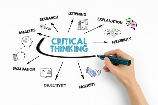 Critical Thinking – Making Desirable Outcomes More Likely