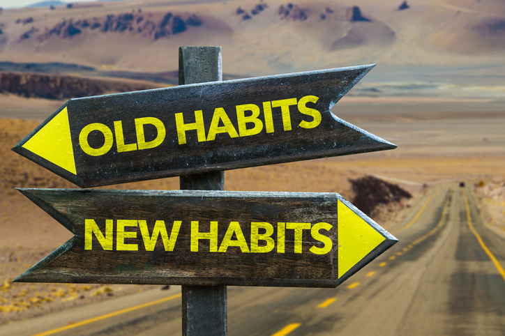 New Normal Requires New Habits